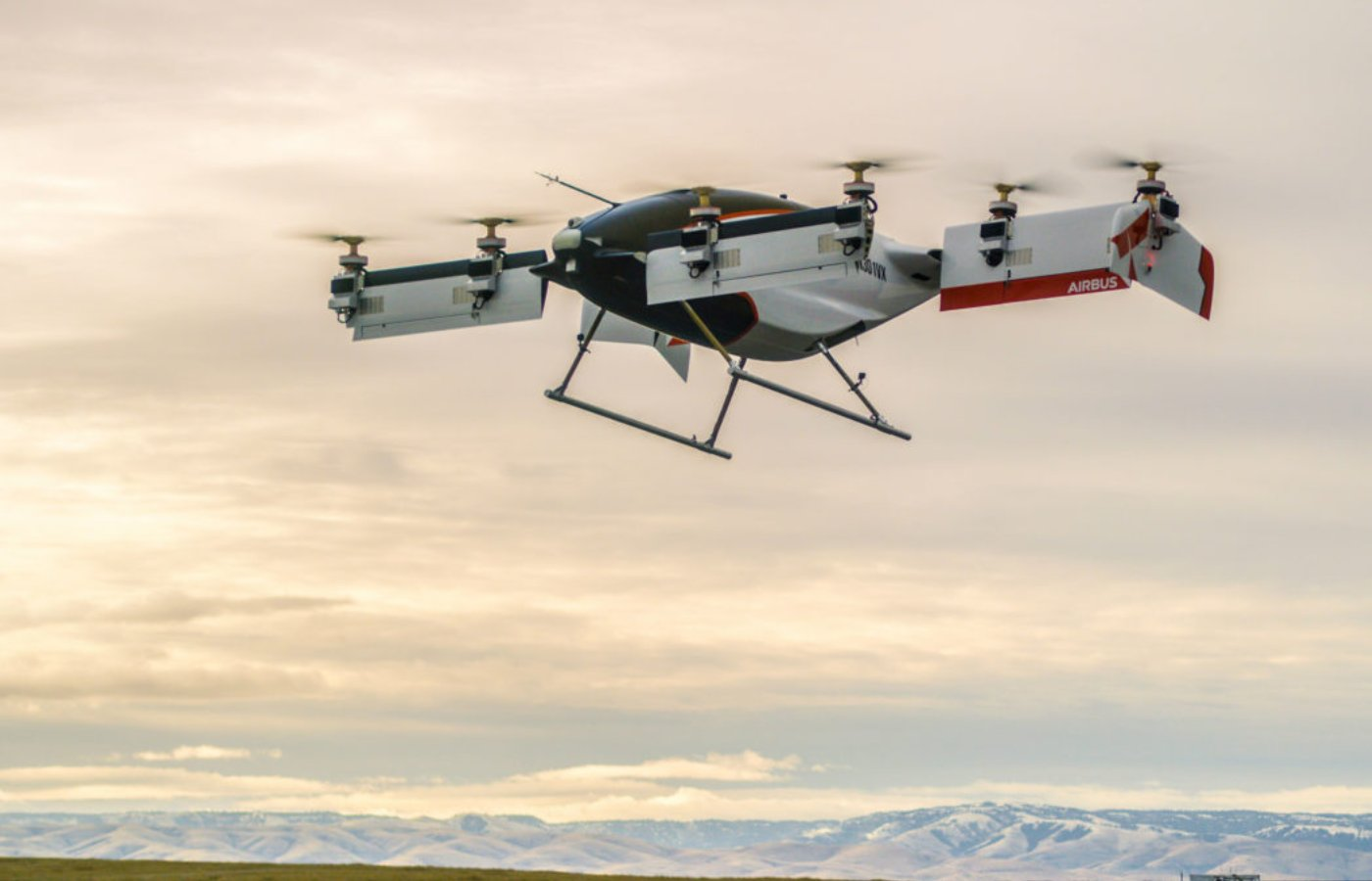 A3 resumed the Vahana flight test campaign this summer after having paused it to upgrade the aircraft's electric motors. As of mid-August, Vahana had completed more than 25 flights in hover mode. A3 Photo