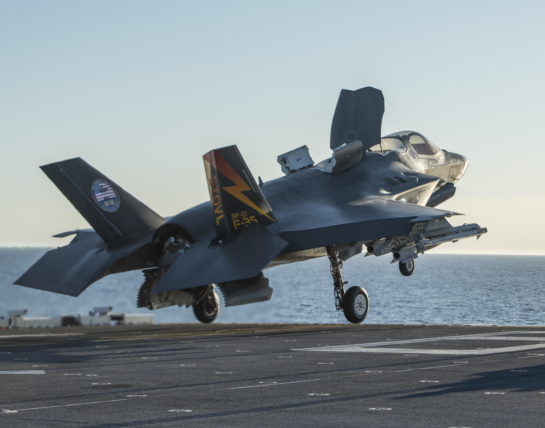 Lockheed Martin F-35 STOVL