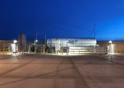Plug Power hydrogen installation