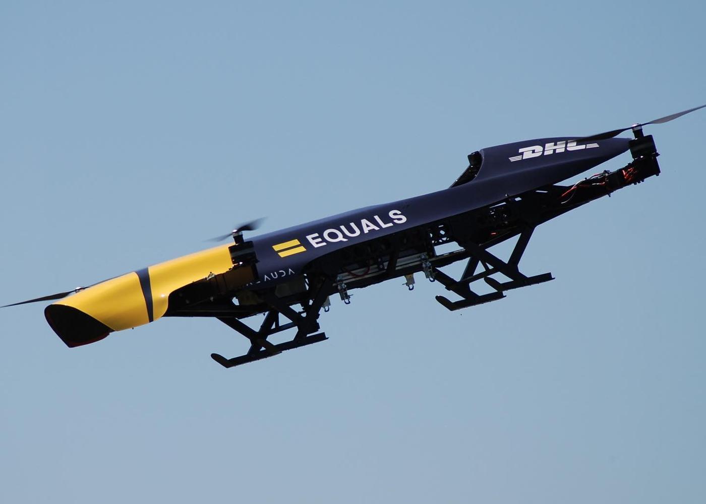 Airspeeder eVTOL flying race car