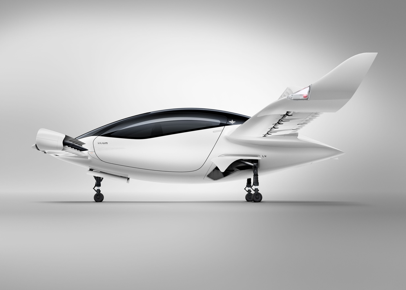Lilium Jet eVTOL air taxi