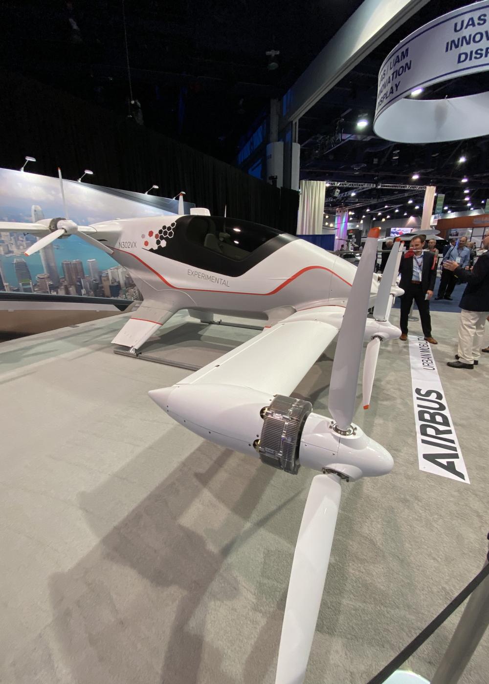 Airbus Vahana at NBAA