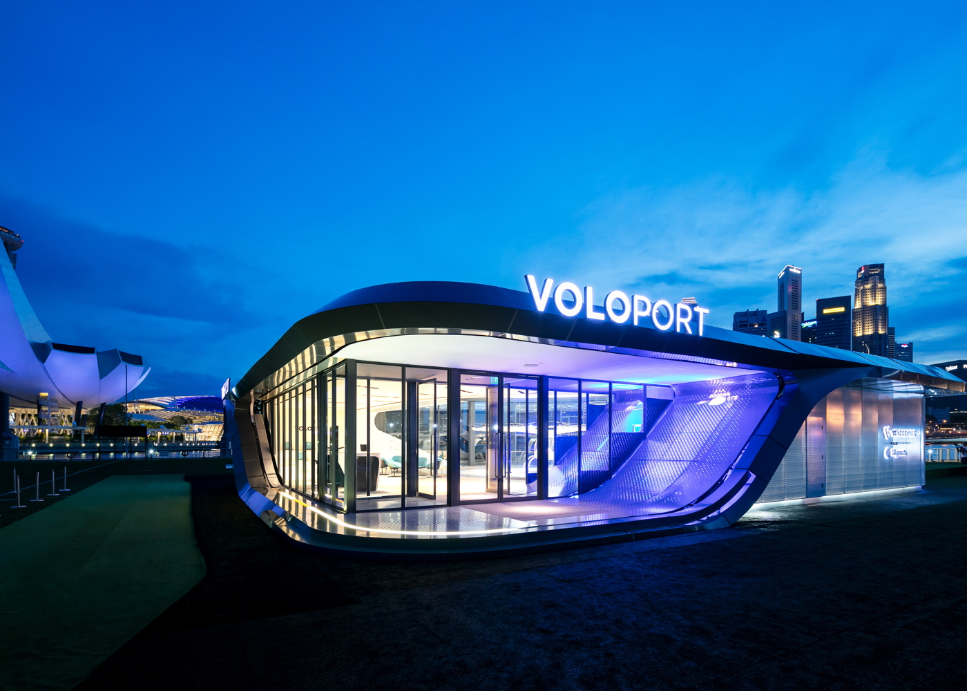VoloPort Singapore