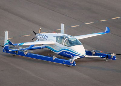 Boeing Aurora PAV
