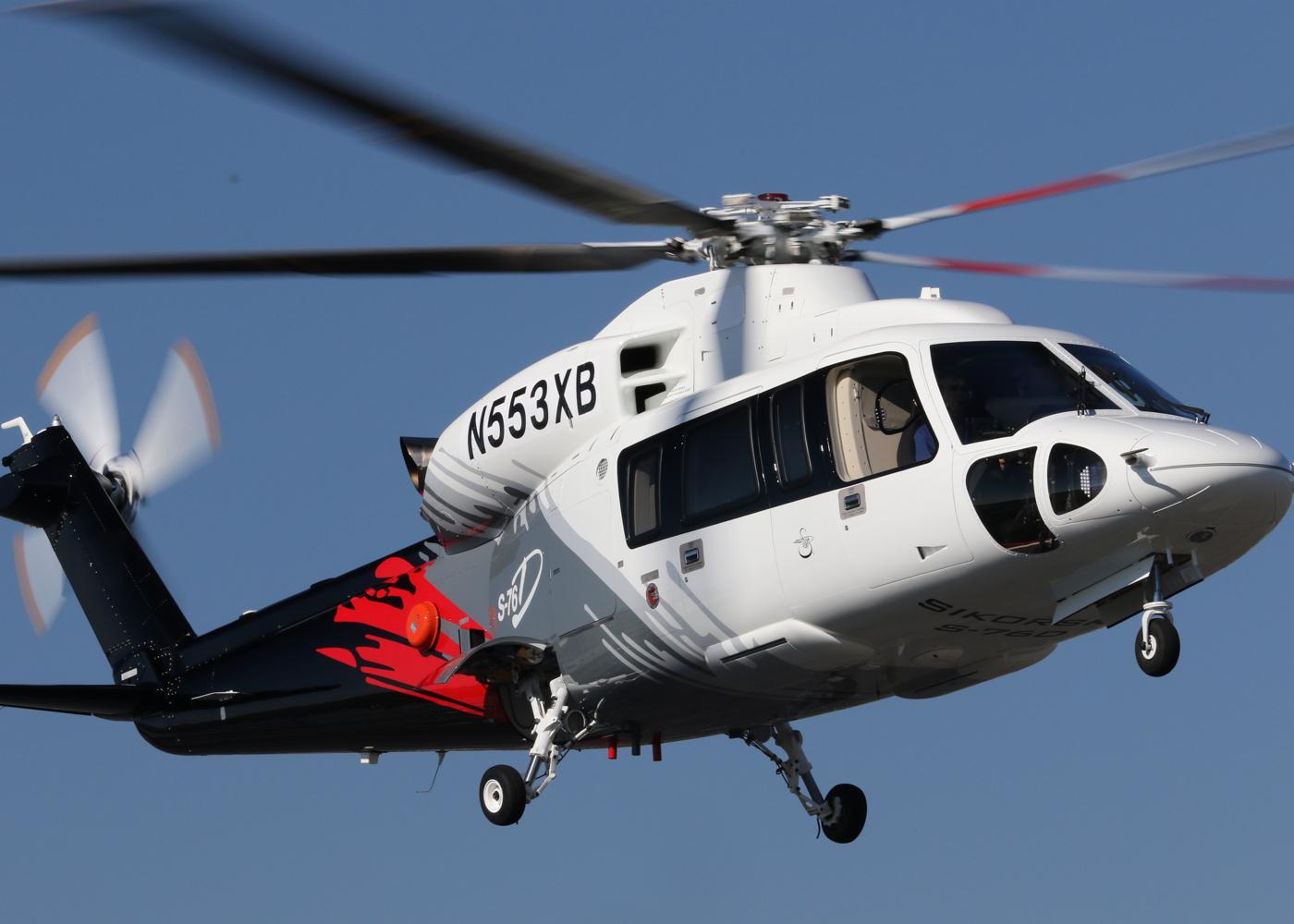 Sikorsky S-76 CoMotion LA