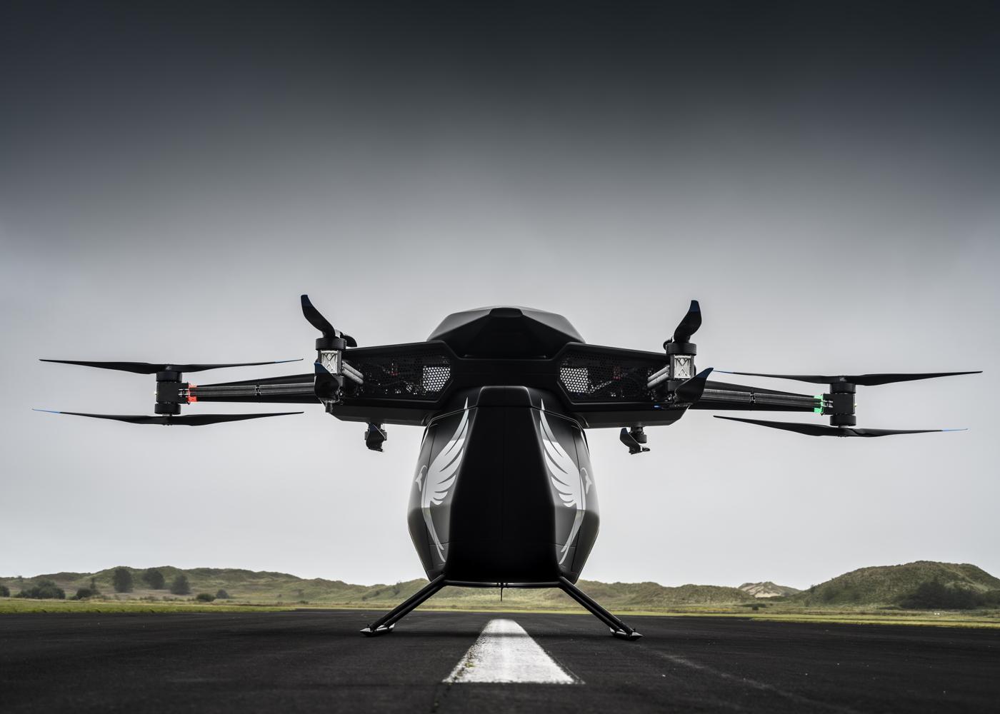 Vertical Aerospace Seraph eVTOL