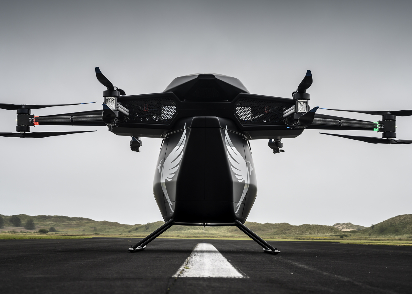 Vertical Aerospace Seraph - Future Flight