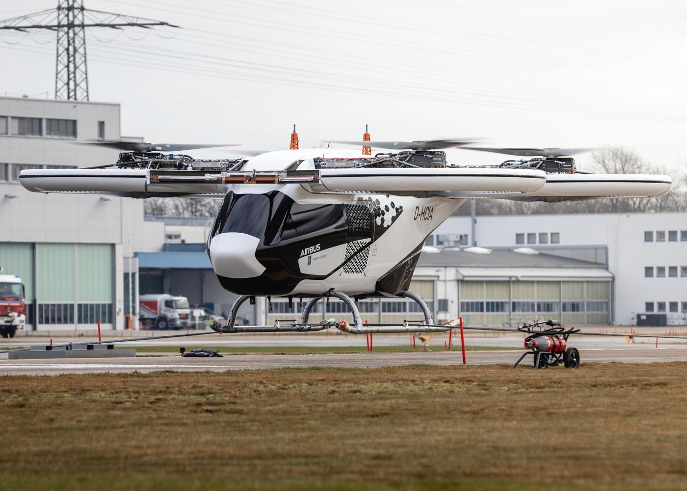 CityAirbus testing