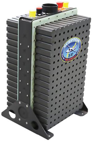 EPS X-57 battery pack