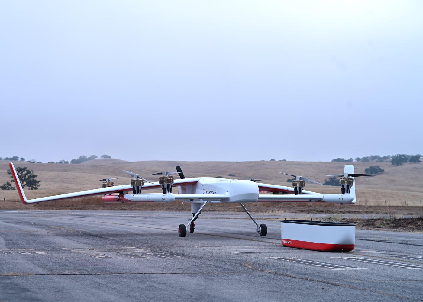 Elroy Air Chaparral cargo pod
