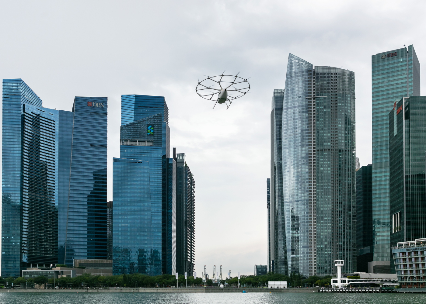Volocopter Singapore