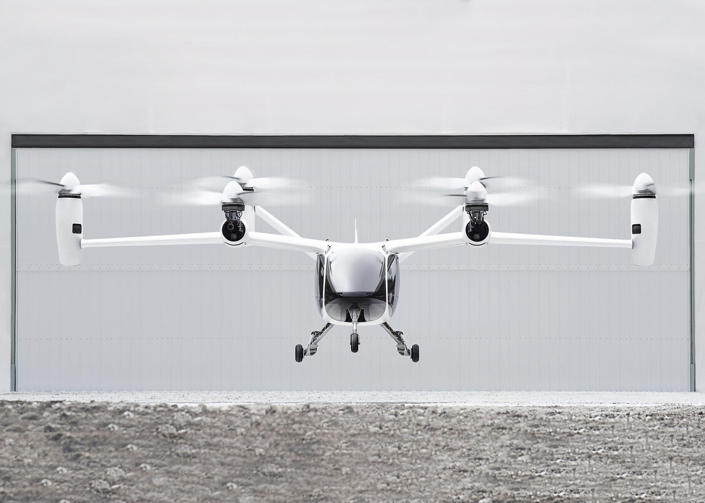 Joby S4 eVTOL used for Marine Corps demo