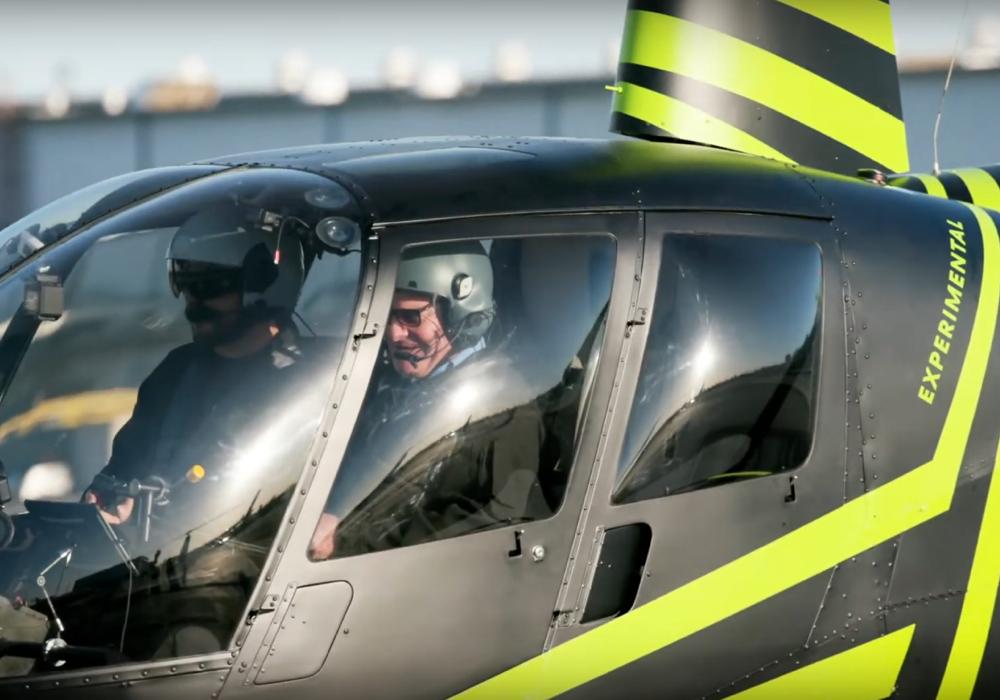 Skyryse FlightOS demo