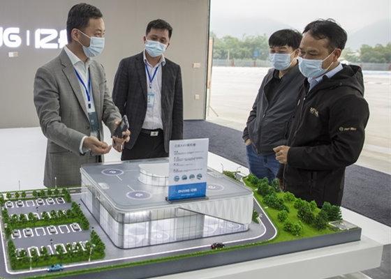 EHang E-port model