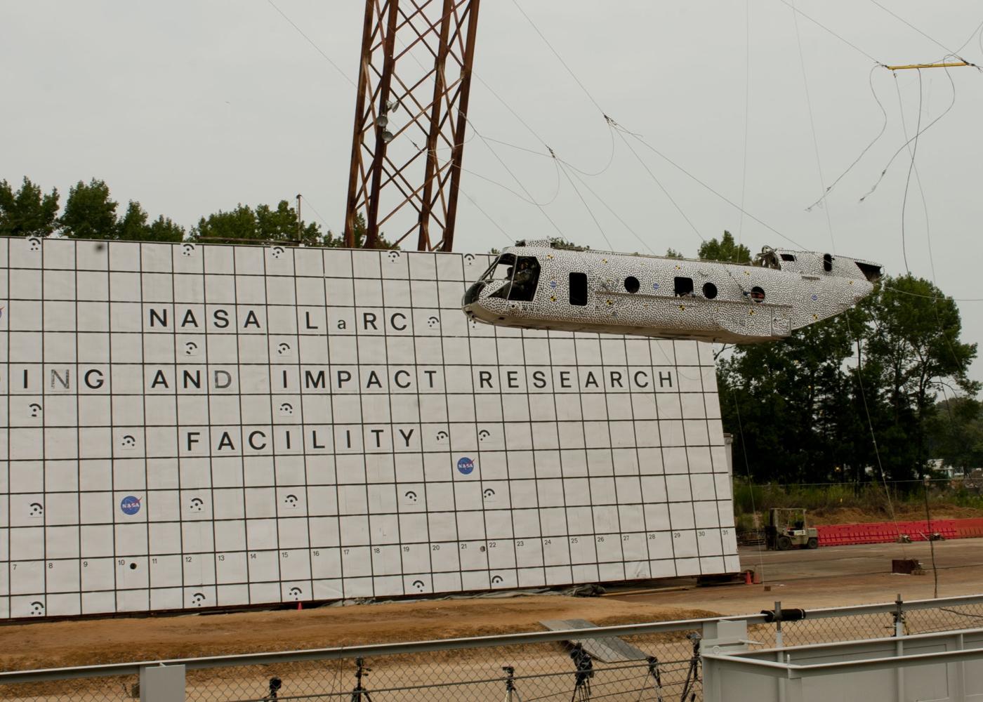 NASA Landing and Impact Research Facility