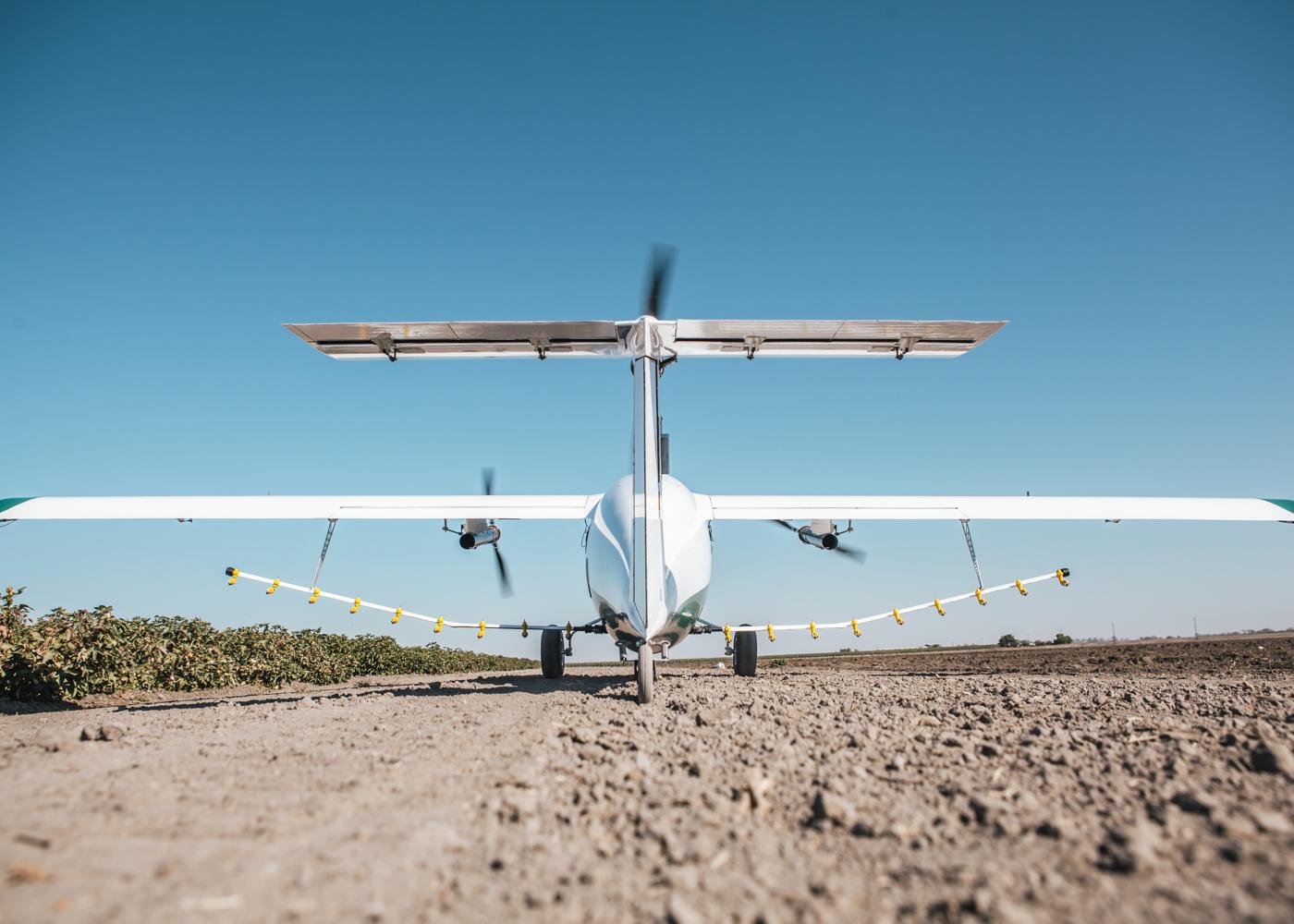 Pyka electric STOL plane