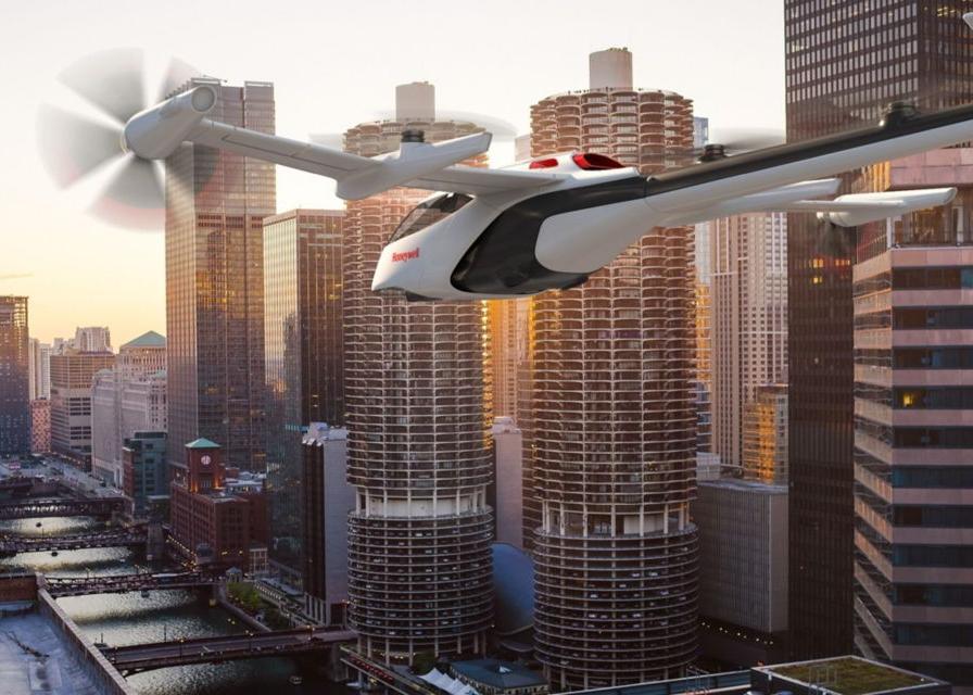 Honeywell UAM concept