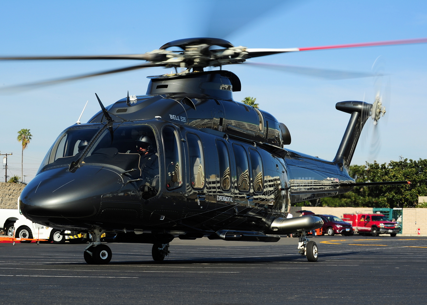 Bell 525 Relentless helicopter