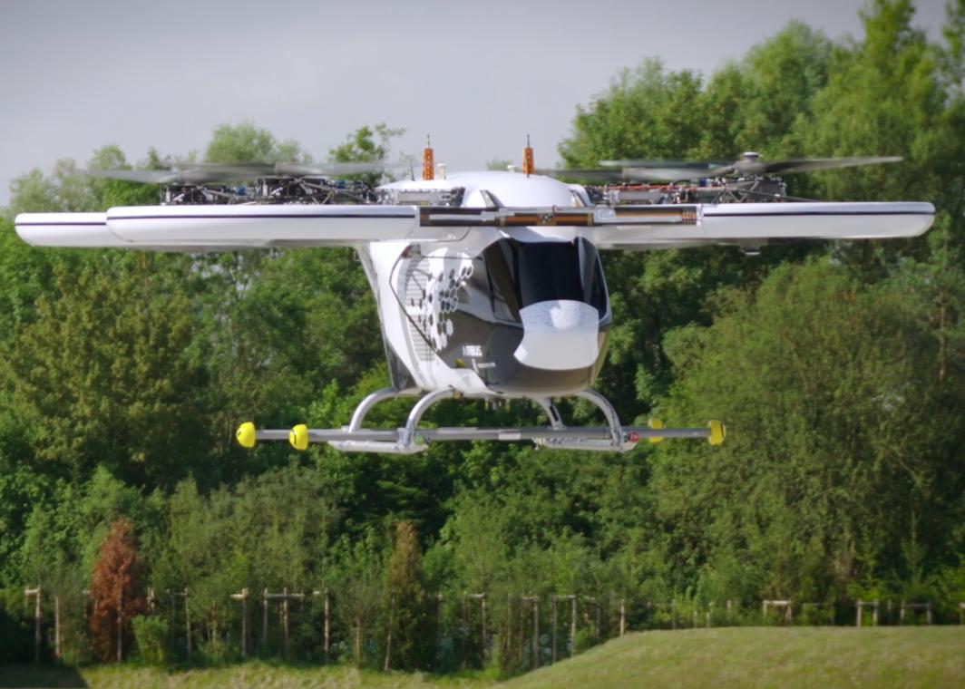 CityAirbus automatic flight hover