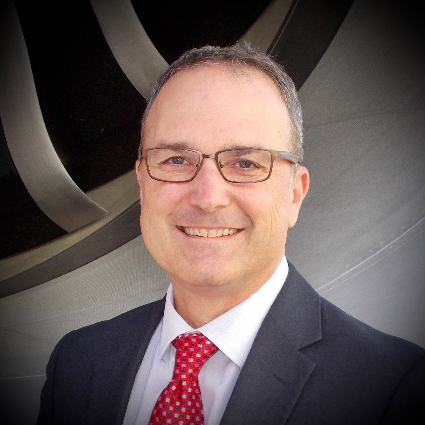 Vertical Aerospace head of engineering Eric Samson