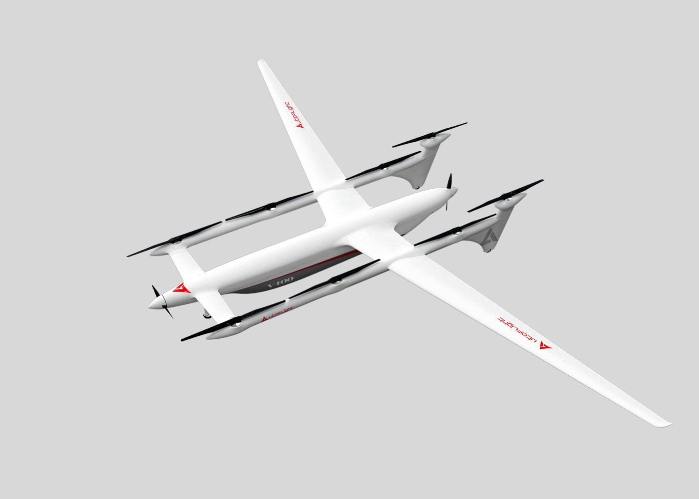 Autoflight V400 eVTOL cargo drone