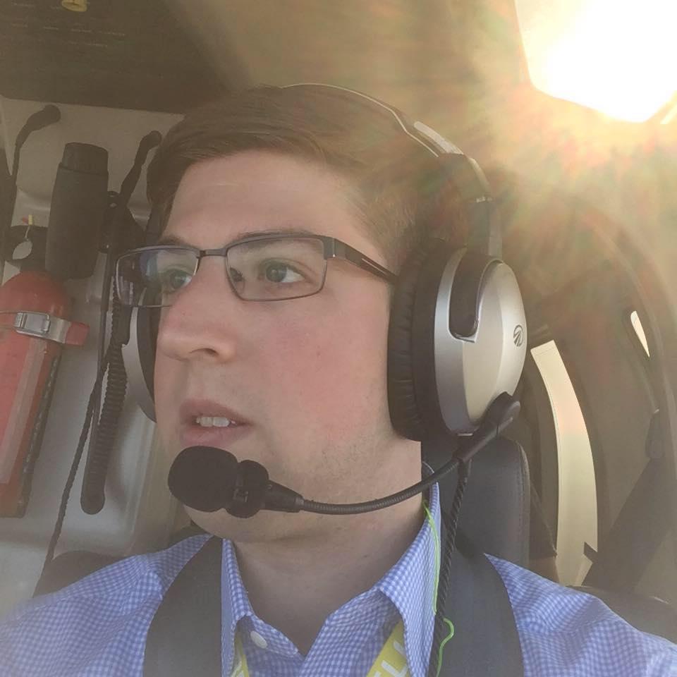 Headshot of editor Elan Head