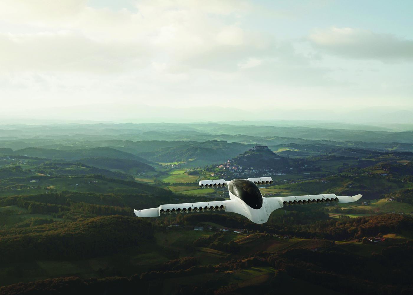 Lilium Jet eVTOL - EASA certification