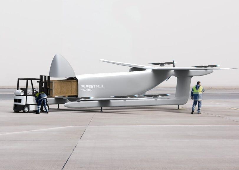 Pipistrel Nuuva V300 loading