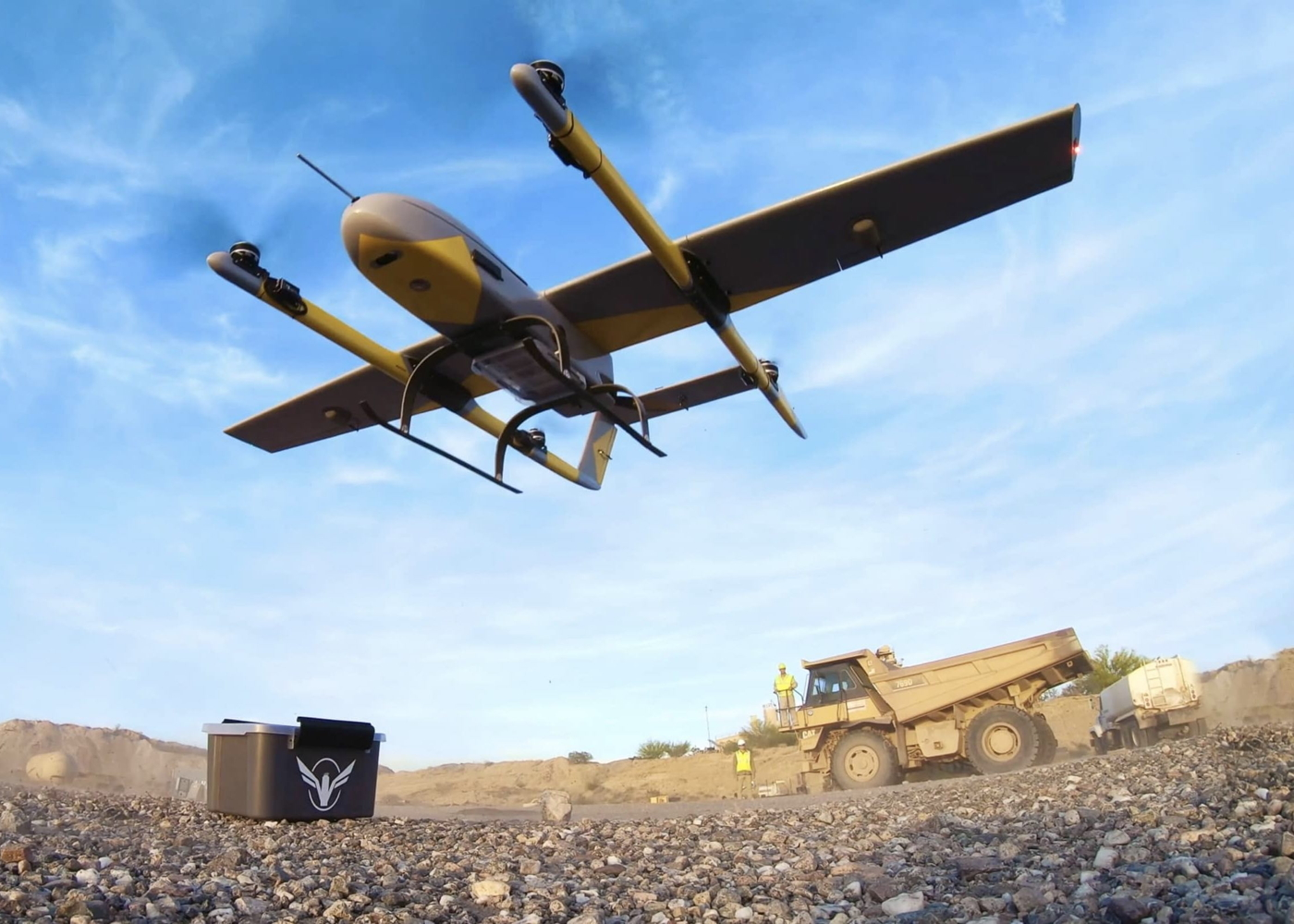 Volansi VOLY C10 drone