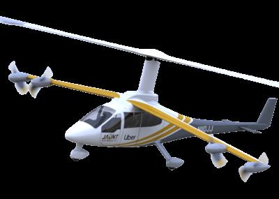 Jaunt Journey aircraft