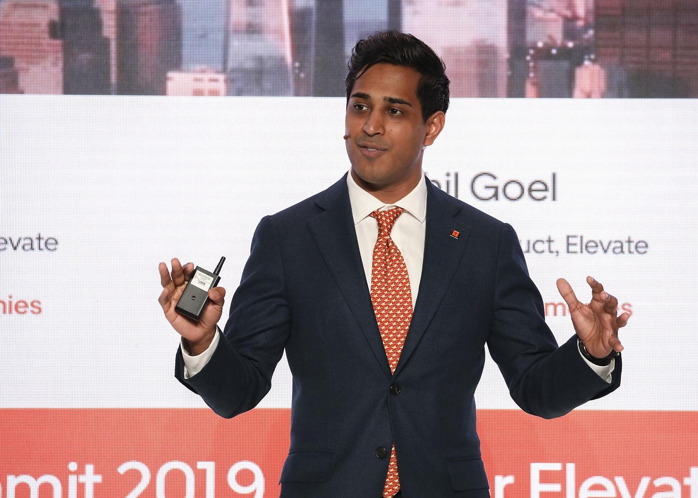 Nikhil Goel Uber Elevate 2019