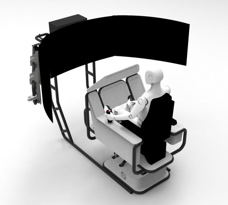 Nervtech simulator