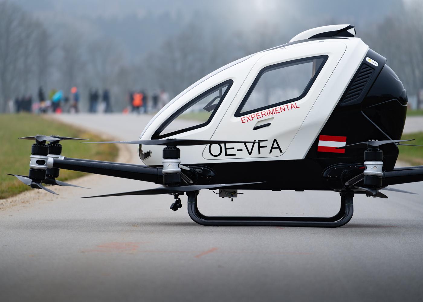 EH216 Austrian registered