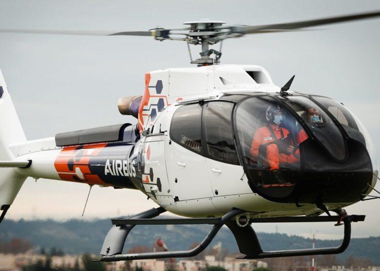 Airbus H130 Flightlab