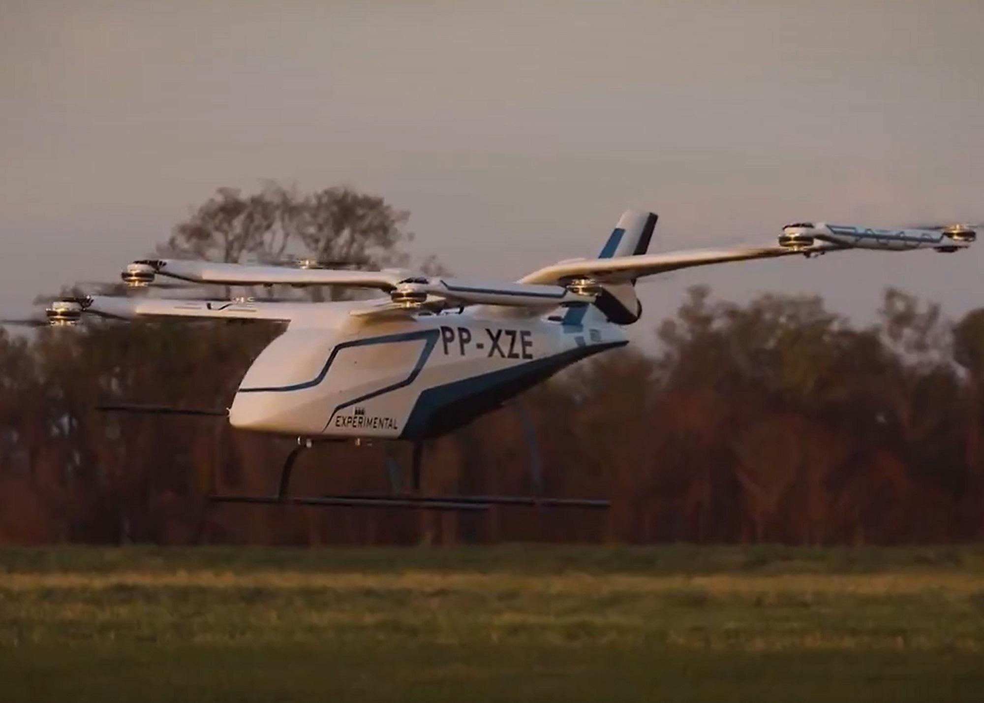Eve flight demonstrator