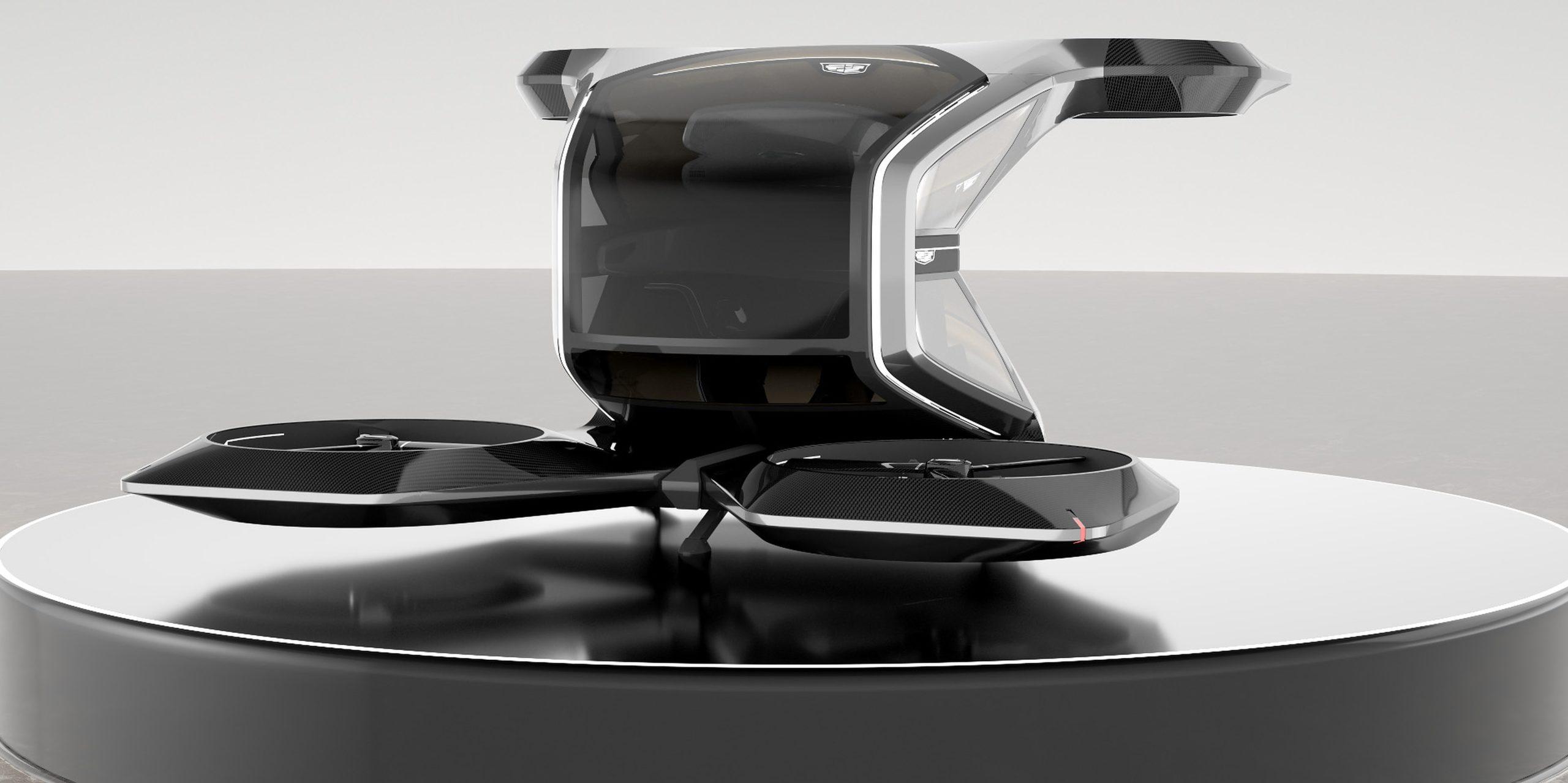 General Motors personal drone