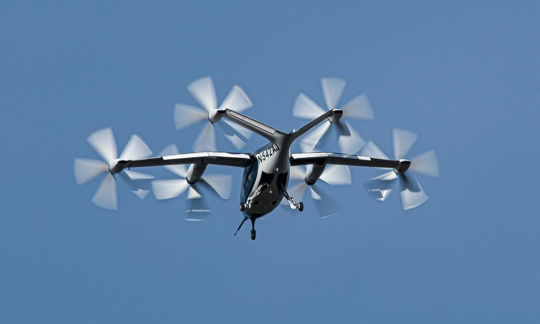 Joby Aviation production prototype