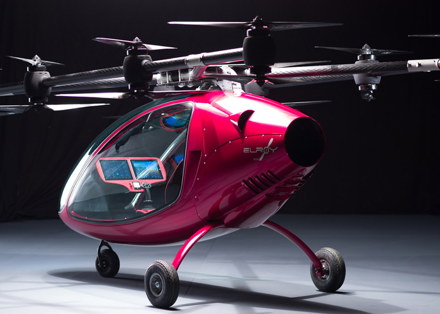 Astro Aerospace ASDN Elroy eVTOL