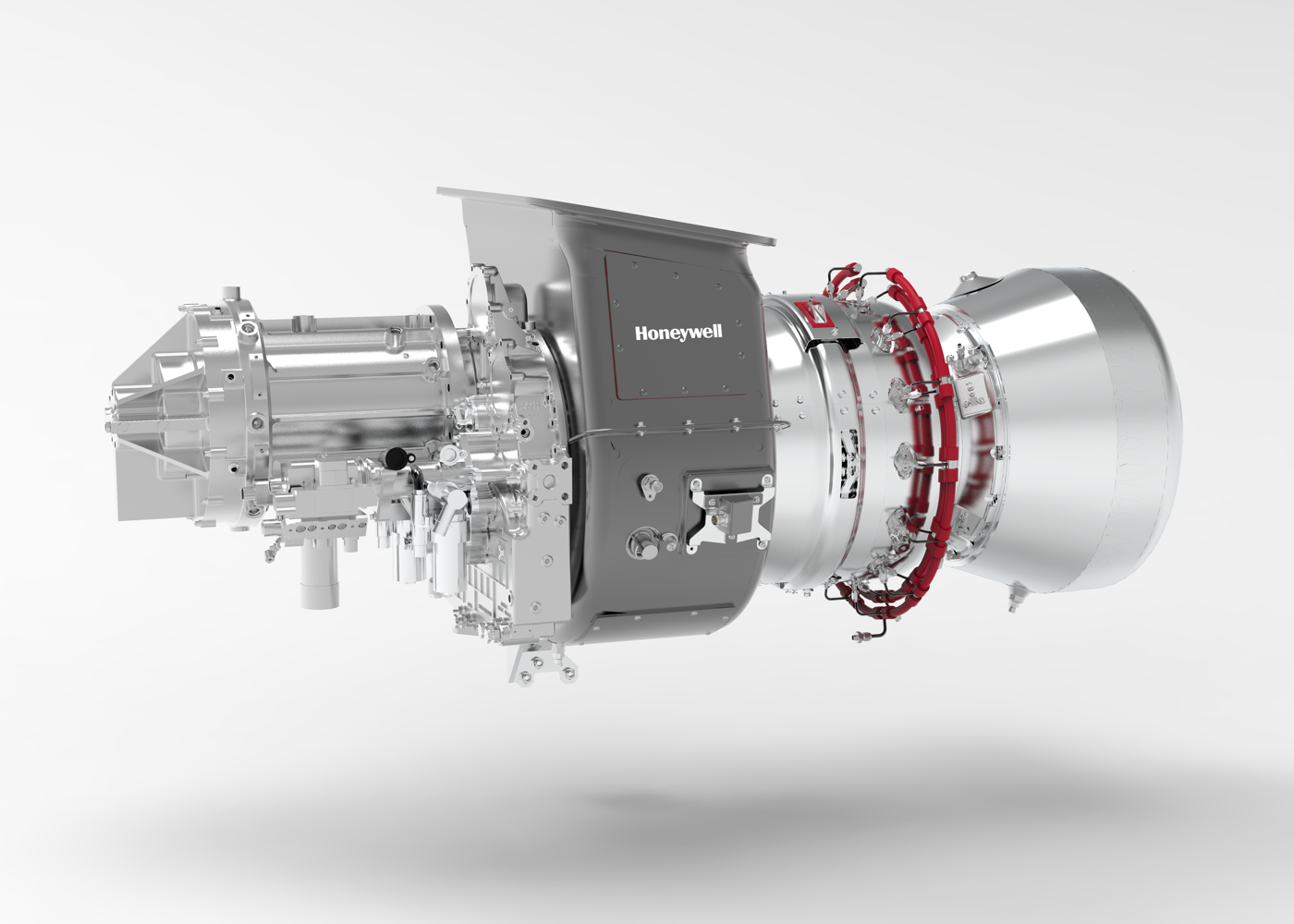 Honeywell turbogenerator