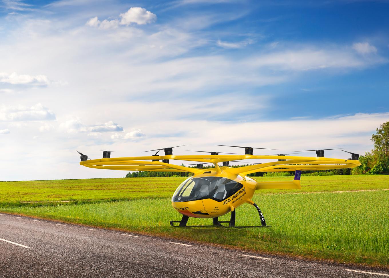 Volocopter EMS eVTOL