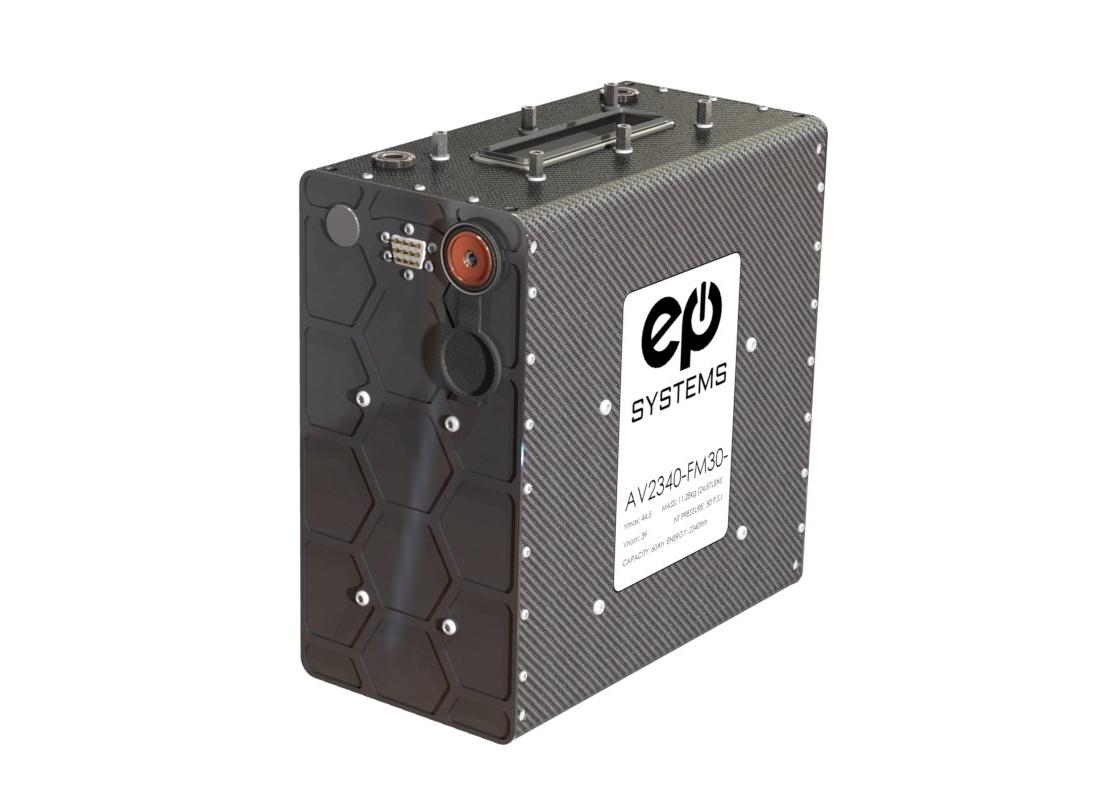 EPS EPiC battery module