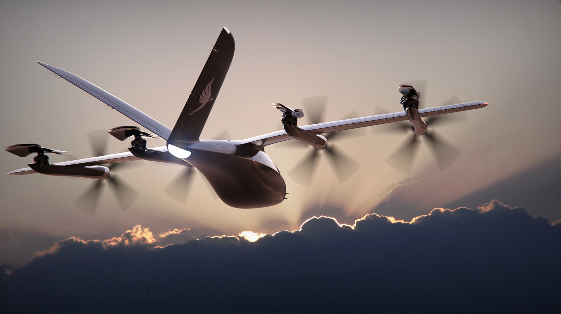 Vertical Aerospace VA-X4 eVTOL