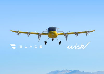 Wisk Blade air taxi