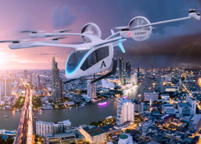 Eve Urban Air Mobility - Ascent