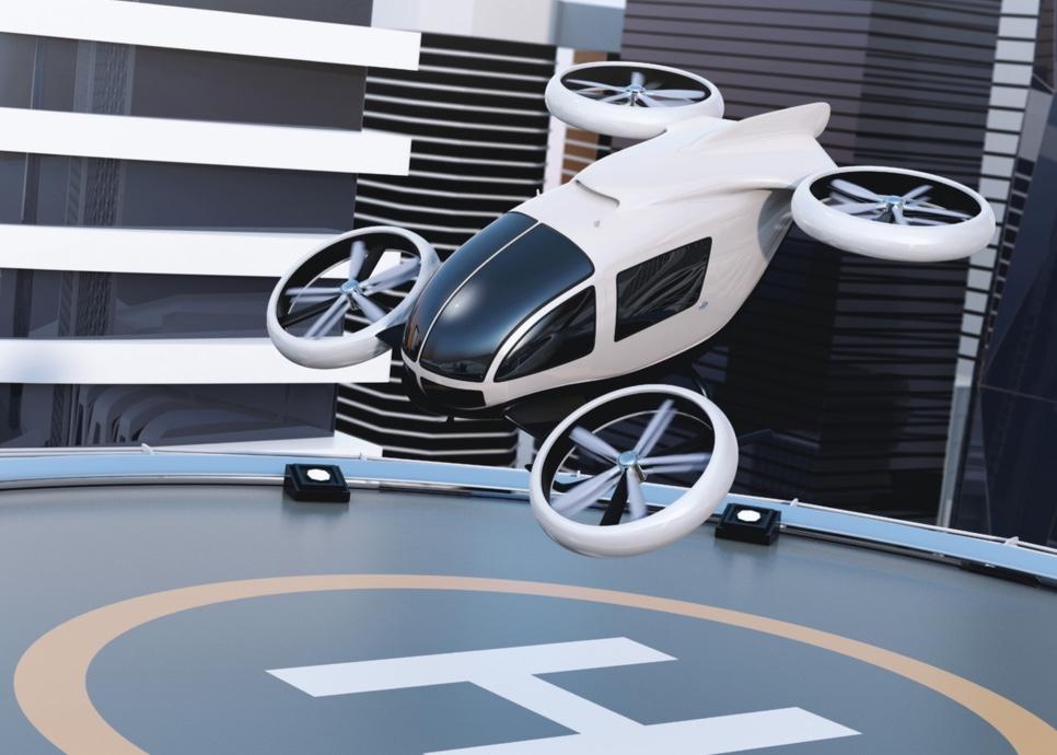 McKinsey air taxi