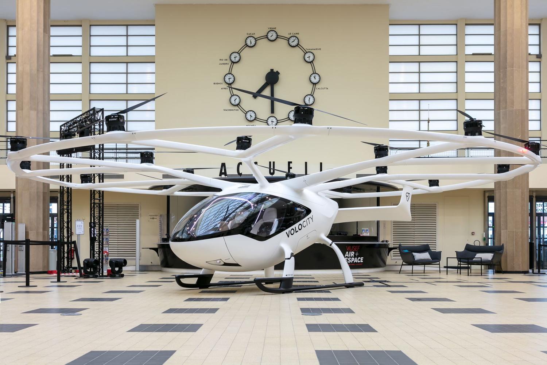 Volocopter VoloCity Paris Air Forum
