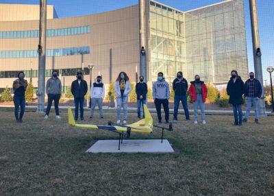 University of Michigan eVTOL