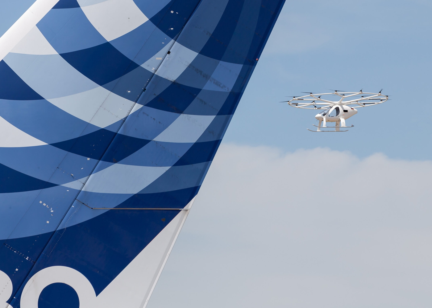 Volocopter Le Bourget