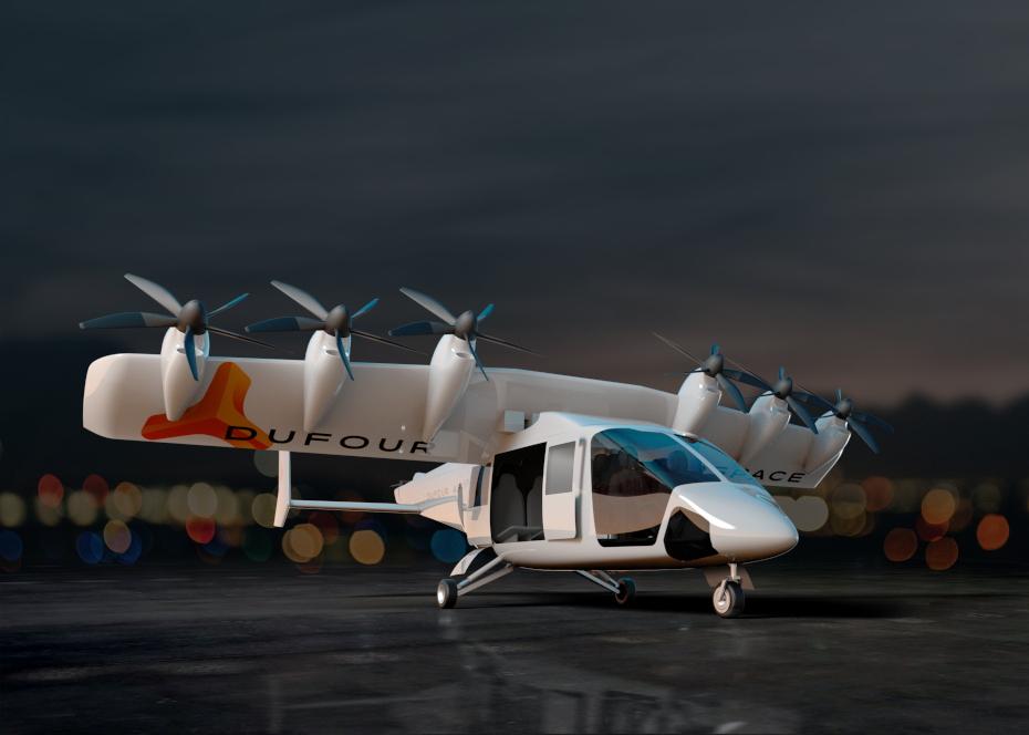 Dufour Aero3 eVTOL