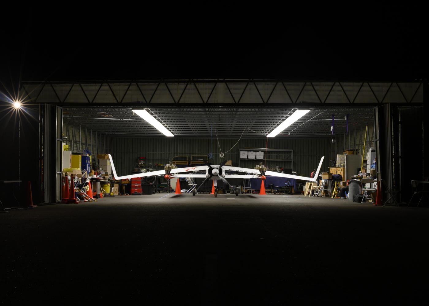 Elroy Air Chaparral cargo drone